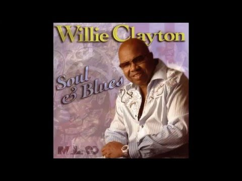 WILLIE CLAYTON-candy Licker