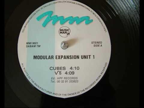 Modular Expansions Unit 1 - Cubes