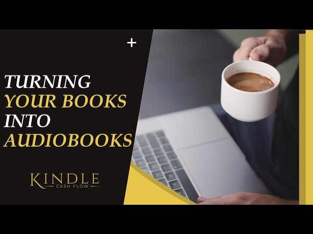 Turn your Books into Audiobooks to BOOST PROFITS