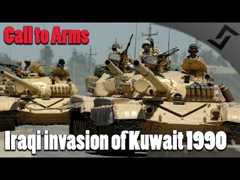 Call to Arms - Iraqi Invasion of Kuwait 1990