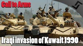Call to Arms - Iraqi Invasion of Kuwait 1990