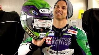 James Ellison's TMNT Shoei X-Spirit 2 Helmet 2014
