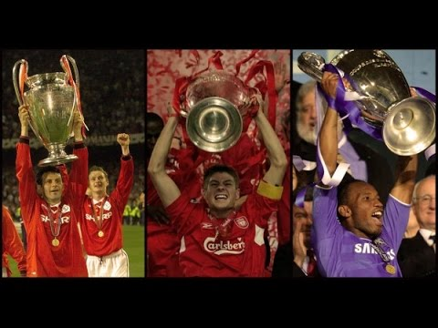 UEFA Champions League Final Highlights | 1995 - 2015 | 20 Year Special