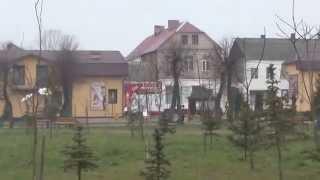 Luboml, New Year 2014. Volyn, Ukraine, Europe.(Настав новий, 2014-й рік. Мав би бути хоча б якийсь сніг, але, вже не вперше в цю пору, снігу немає... На централь..., 2015-03-17T16:35:22.000Z)