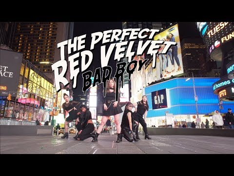 [KPOP IN PUBLIC CHALLENGE NYC] Bad Boy   Red Velvet (레드벨벳) DANCE COVER BY I LOVE DANCE