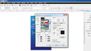 TUTORIAL : How to make Id Card With Corel Draw