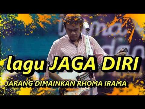 JARANG DITAMPILKAN RHOMA LaGU JAGA DIRI cek sound 28 mei 2018