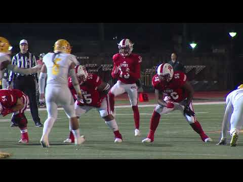 2018 Five Time NJCAA Football Championship Highlights