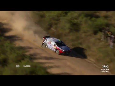Rally Argentina Best Of: Helicopter and Drone Shots