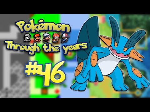 Pokemon Through The Years #46 Getting Hot