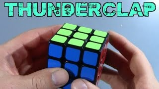 QiYi Thunderclap 3x3 Review | thecubicle