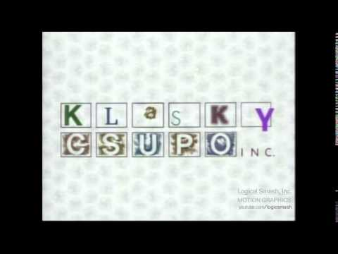 R I P  Klasky Csupo Logo (1991-2003) (shaking) by Saúl
