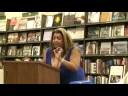 Sha Rene' performs spoken word at Barnes & Noble - Princeton, Aug 21.08