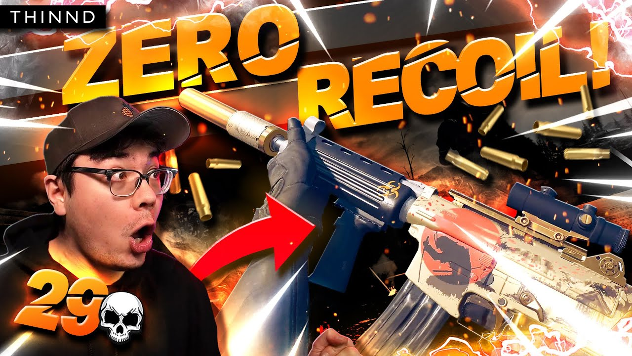 Download 😥 MY TEAMMATE STOLE MY 30 BOMB! Krig NO RECOIL Build! (Warzone Season 4)