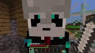 Minecraft no mods ep1(Razvan's view)