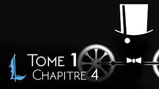 Legenda - Arsène Lupin, Gentleman Cambrioleur - Chapitre 4