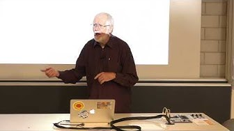 """Cours """"Biologie et société"""" / Intervention du Prof. Jacques Dubochet - UNIL"""