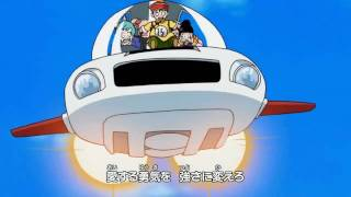 "Dragon Ball Kai #1 Opening: ""Dragon Soul"" - Takayoshi Tanimoto [NEW OPENING] HD"