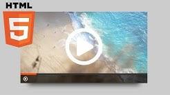 Create A Custom HTML5 Video Player