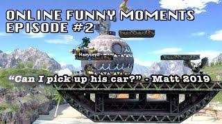 ONLINE FUNNY MOMENTS #2 [Super Smash Bros. Ultimate]