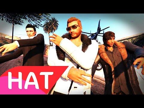 ♪ THE RASH RAP - REMIX BY BARx! [GTA 5 Rockstar Editor OFFICIAL MUSIC VIDEO]