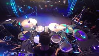 AKIM & THE MAJISTRET - OBSES (DRUM CAM)