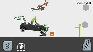 Stickman Ragdoll Annihilation (by Stickman Games Studio) / Android Gameplay HD