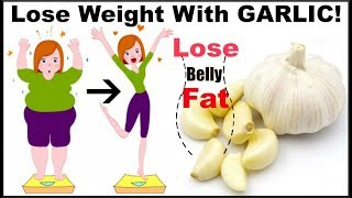 Learn how garlic can help you lose weight, reduce body fat, and burn calories faster. there is new evidence that eating weight r...