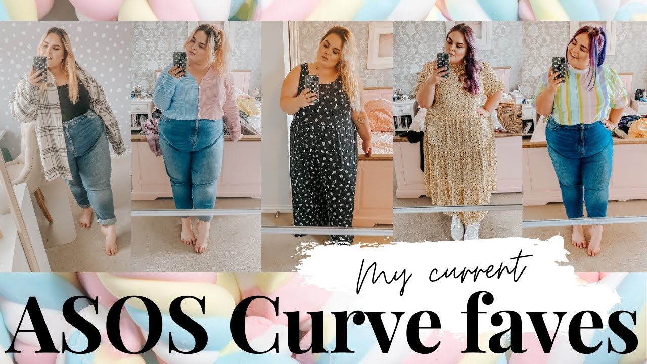 AD | My current ASOS Curve faves haul 💸🤑 // ft. Shoptagr