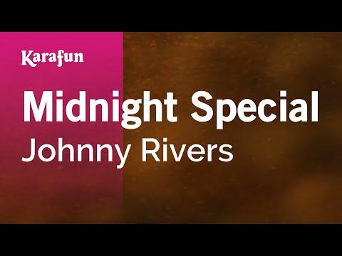 Karaoke Midnight Special - Johnny Rivers *