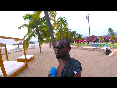 Royal Decameron Indigo Resort in Haiti - Room, Beach, Grounds Views - GoPro 2016
