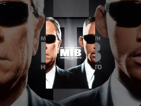MIB - Homens de Preto