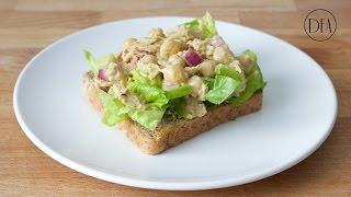 Easy Tuna Chickpea Salad Recipe [delicious Food Adventures]