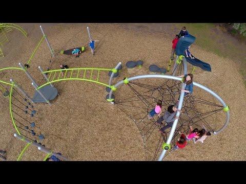 La Verendrye School - Portage La Prairie, MB - Visit A Playground - Landscape Structures