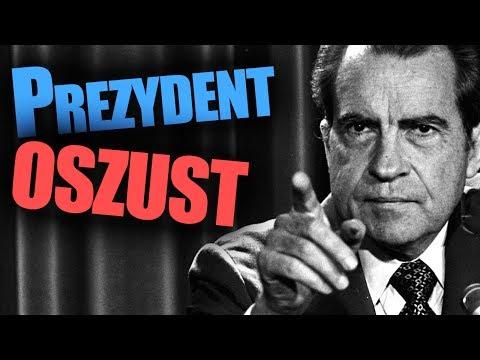 Richard Nixon: Kłamca, oszust i najgorszy prezydent USA w XX wieku! - AleHistoria odc.88