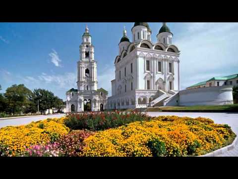 Astrakhan - Russia. HD Travel.