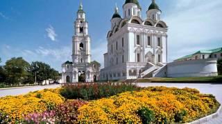 Astrakhan - Russia. HD Travel.