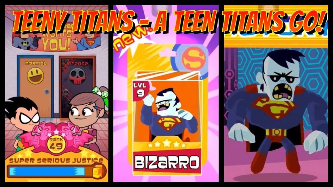 Teeny Titans - A Teen Titans Go - Get Bizarro Superman -2284