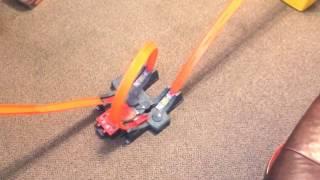 The Tornado Track (Test Run) #hotwheels
