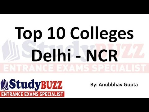 Top 10 Delhi-NCR colleges for MBA and their cutoffs
