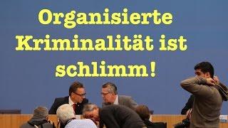 Organisierte Kriminalität in Deutschland - BPK vom 6. Oktober 2015