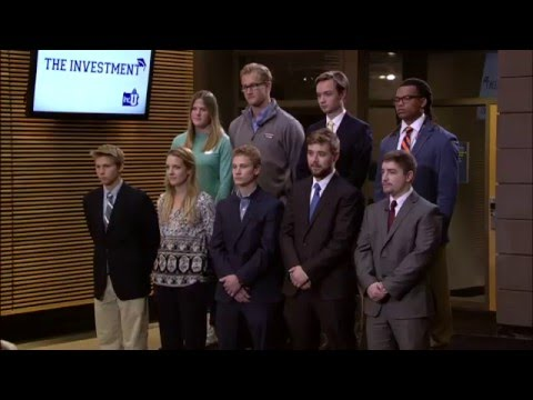 WPSU The Investment PROMO 60