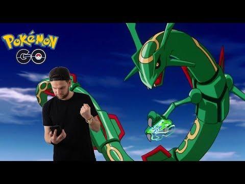Typowa Niedziela Pokemon GO! Rayquaza raidy Dzień 2 ! Odcinek #254 thumbnail