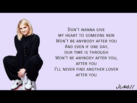 Meghan Trainor - AFTER YOU (Lyrics)