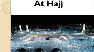 Hajj Health Advice