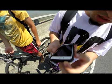 1st trip by bikes: Ocean City MD [GoPro]
