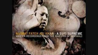 Nusrat fateh ali khan-Man atkeya beparwa Part 1