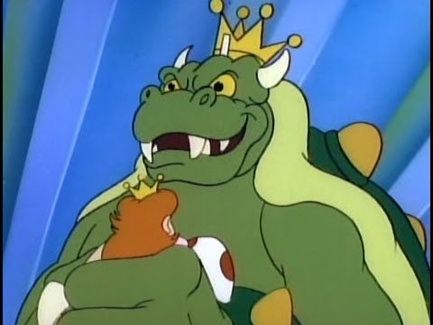 15 King Koopa Quotes From The Adventures Of Super Mario Bros 3 Cartoon