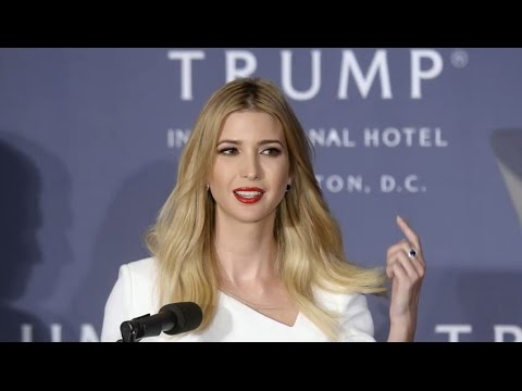 Ivanka Trump Could be Most Powerful First Daughter in US History