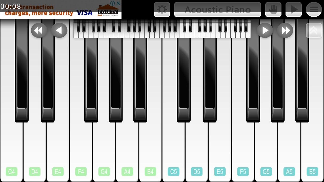 SAD (COVER) XXXTENTATION PIANO BEGINNER